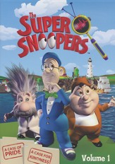 The Super Snoopers Volume 1, DVD