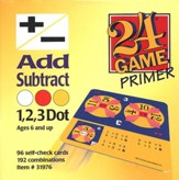 24 Game: Addition & Subtraction (96 Cards)