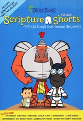 Scripture Shorts, Volume 1 DVD