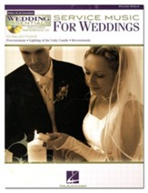 Service Music for Weddings (Piano Solo)