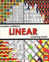 Modern Patterns: Linear Coloring Book