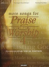 More Songs for Praise & Worship 4 Folio