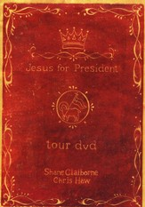 Jesus For President, Tour DVD