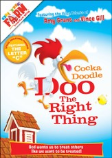 Cocka Doodle Doo The Right Thing DVD
