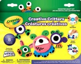 Model Magic, Creative Critters, Monsters