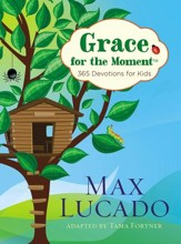 Grace for the Moment Devotional for Kids