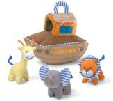Noah's Ark Fabric Playset, 4 piece