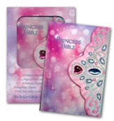 ICB Princess Bible-Tiara, Hardcover - Imperfectly Imprinted Bibles