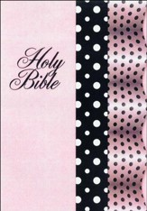 ICB Polka Dot Bible, Hardcover