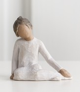 Willow Tree, Thoughtful Child Figurine