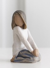 Willow Tree, Joyful Child Figurine