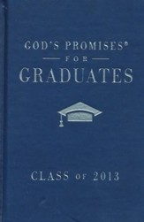 God's Promises for Graduates: Class of 2013, Navy