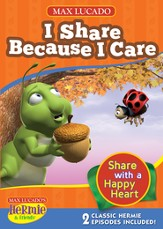 Hermie and Friends: I Share Because I Care DVD
