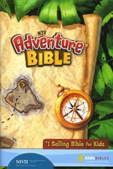 Adventure Bible, NIV / New edition - eBook