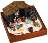 My Little Sandbox Nativity Play Set