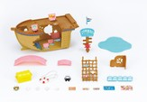 Calico Critters Adventure Treasure Ship