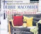 The Manning Sisters - unabridged audio book on CD