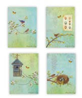 Nesting, Birthday Cards, Box of 12