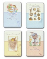 Belated Birthday Cards, Box of 12 (KJV)