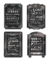 Chalkboard Birthday Cards, Box of 12