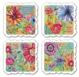 Vibrant, Assorted Birthday Cards, Box of 12