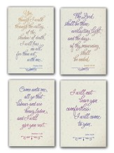 Eternal Love, Sympathy Cards, Box of 12 (KJV)