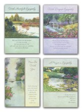 God's Promise, Sympathy Cards, Box of 12 (KJV)