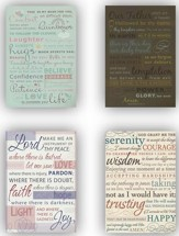 Comfort Thoughts, Blank Greeting Cards, Box of 12