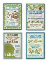 Grace to You Blank Greeting Cards, Box of 12
