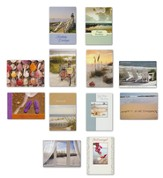 Value Boxed All Occasion Shoreline Greetings 24 Count Deluxe Boxed Cards