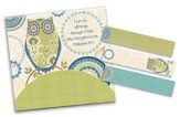 Sticky Note Flags-Owl-3 x 2.75