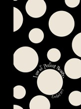 Pocket Journal- Polka Dots