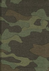 Compact Camo NLT, Green Canvas