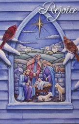 Peace At Christmas, Christmas Cards, Box of 16