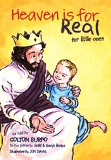 Heaven is for Real for Little Ones: A Little Boy's Astounding Story of His Trip to Heaven and Back - Slightly Imperfect
