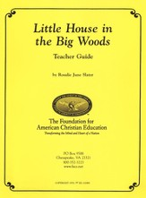 Syllabus for Little House in Big Woods