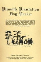 Plimoth Plantation Day Packet