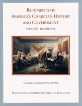 Rudiments of America's Christian History and Government