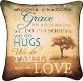 In This House Pillow