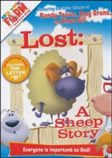 A Sheep Story DVD