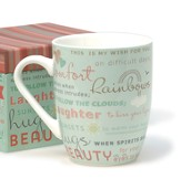 Comforting Inspirations, Boxed Mug