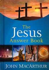 The Jesus Answer Book   - Slightly Imperfect