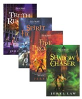 Son of Angels: Jonah Stone Series, Volumes 1-4
