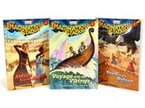 Adventures in Odyssey The Imagination Station ® Series Books 3-Pack eBook