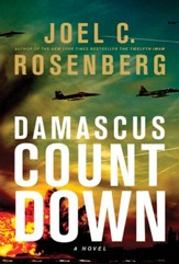 Damascus Countdown, Twelfth Imam Series #3 -eBook