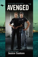 Avenged, Pacific Coast Justice Series #3 - eBook