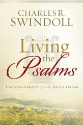 Living the Psalms: Encouragement for the Daily Grind - eBook