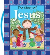 The Story of Jesus, padded board book