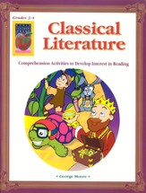 Classical Literature: Comprehension Activities--Grades 3 to 4