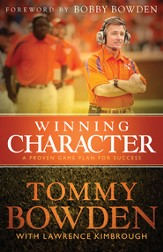 Winning Character - eBook